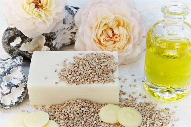 kosmetyki z sezamu